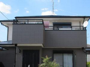 外壁塗装 プレミアムシリコン