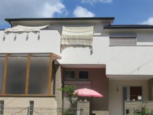 外壁塗装 UVアクアコート