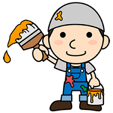 奈良の香芝市の株式会社ヨネヤの外壁塗装と屋根塗装の塗装職人