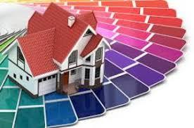 奈良の香芝市の株式会社ヨネヤの外壁塗装と屋根塗装のカラーシュミレーション