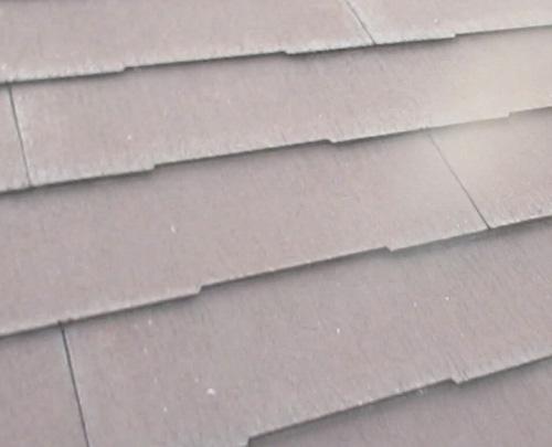 屋根塗装 フッ素UVコートⅡ 施工前の写真
