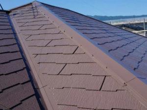 屋根塗装 フッ素UVコートⅡ