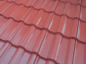 屋根塗装 遮熱シリコン