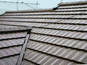 屋根塗装 マイルドフッ素 屋根塗装