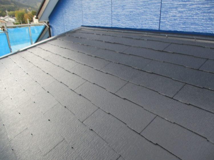 屋根塗装 MUGA(seven) 施工後の写真